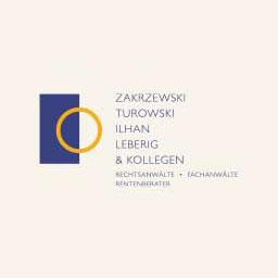 Rechtsanwälten und Rentenberatern Zakrzewski - Turowski - Ilhan - Leberig & Kollegen.